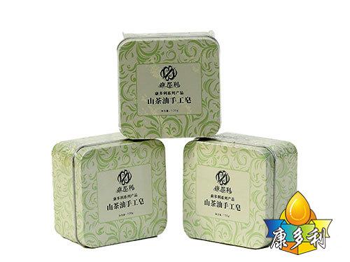 茶籽油手工皂