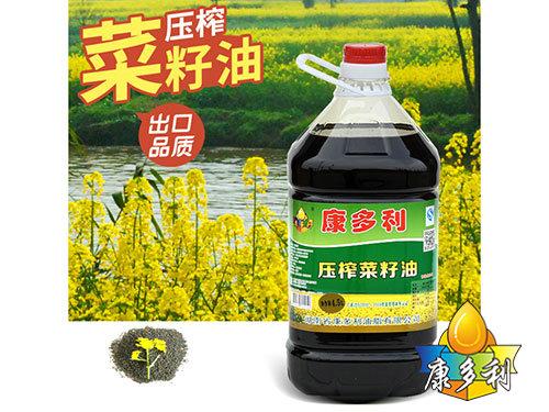 4.5L菜籽油
