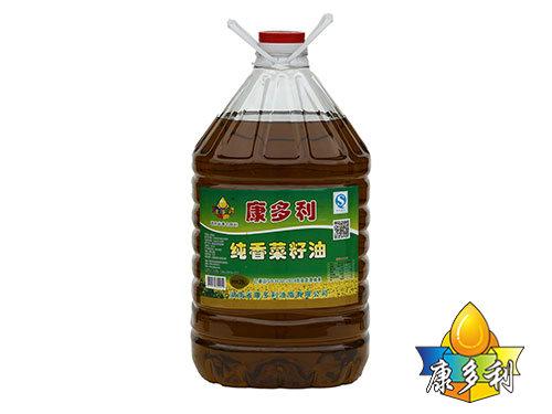 纯香菜籽油