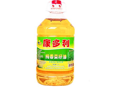5L纯香菜籽油